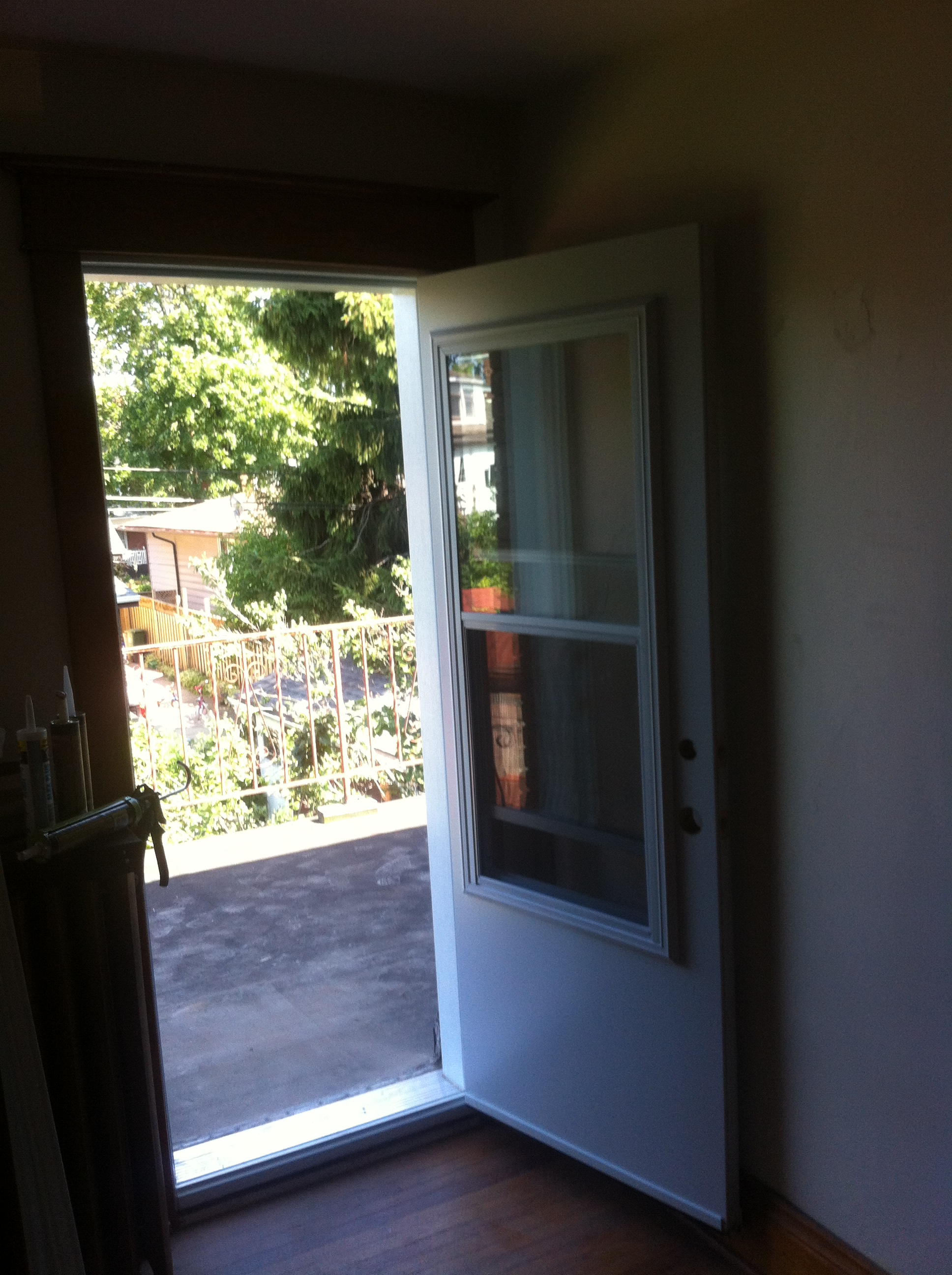 Stunning exterior doors with windows that open for Outside door with window that opens