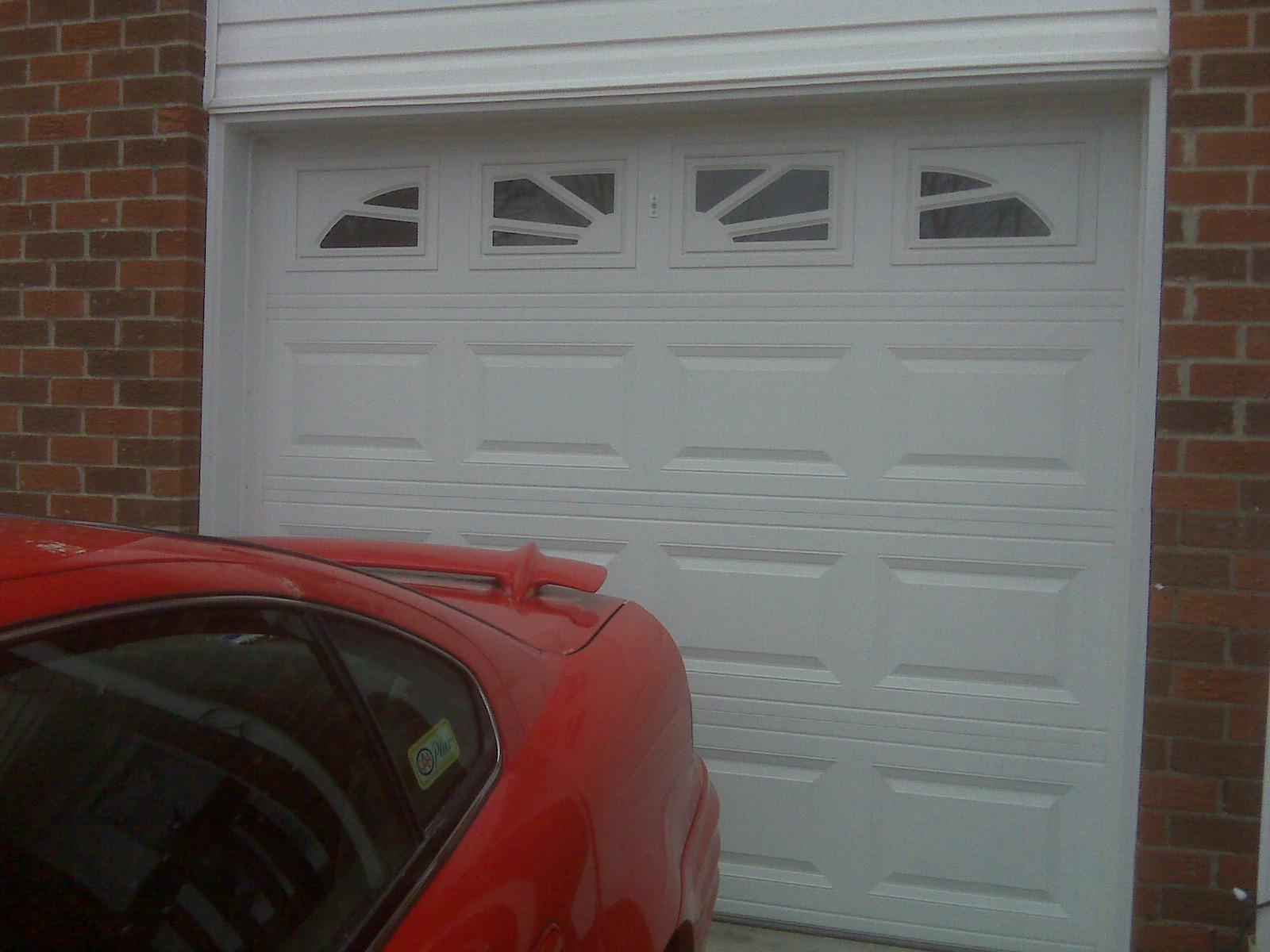 Garage Doors Gallery Open Door Windows And Doors Inc